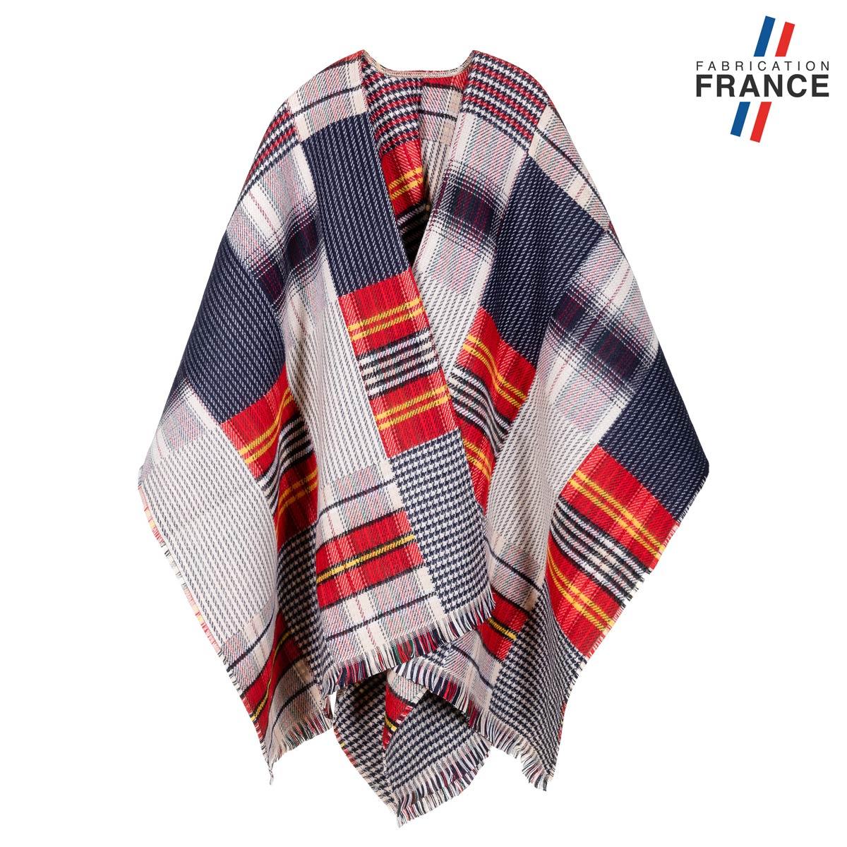 AT-06166-F12-LB_FR-poncho-femme-carreaux-marine-rouge
