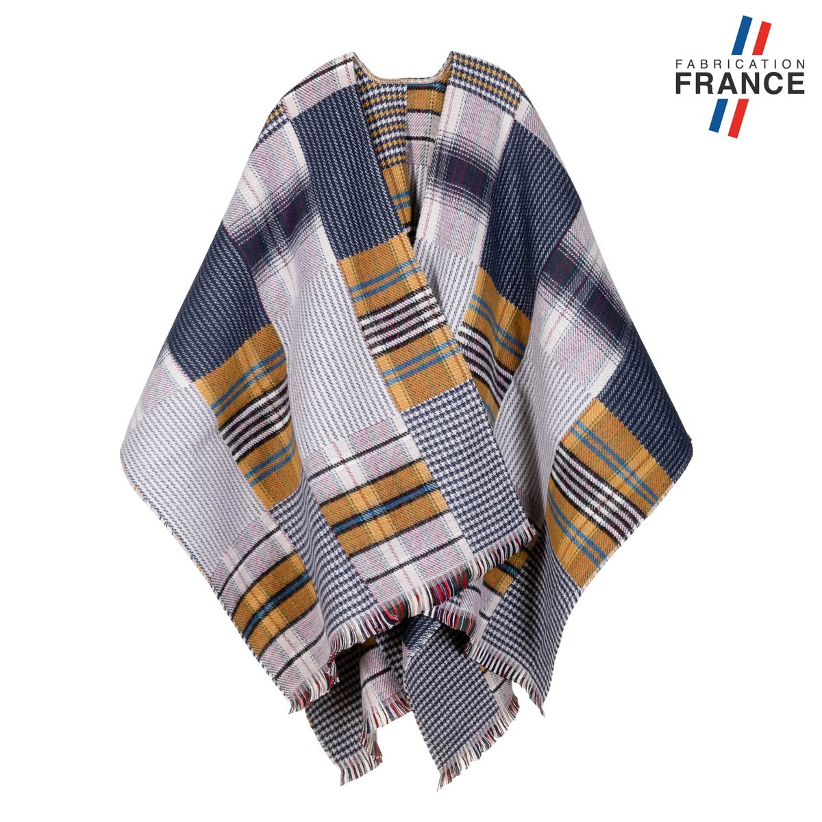 AT-06167-F12-LB_FR-poncho-femme-gris-moutarde-made-in-france