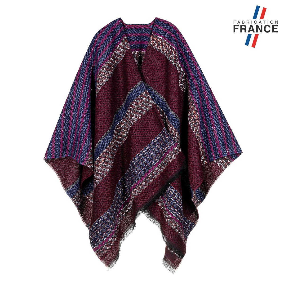 AT-06180-F12-LB_FR-poncho-hiver-rayures-prune-et-violet