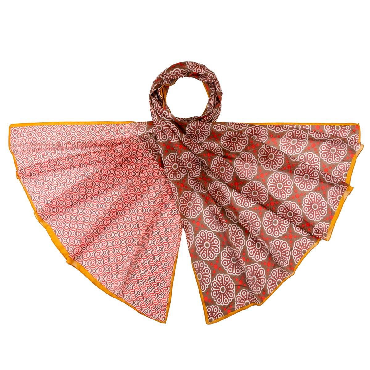 AT-06355-F12-etole-soie-legere-fleurs-naives-rouge