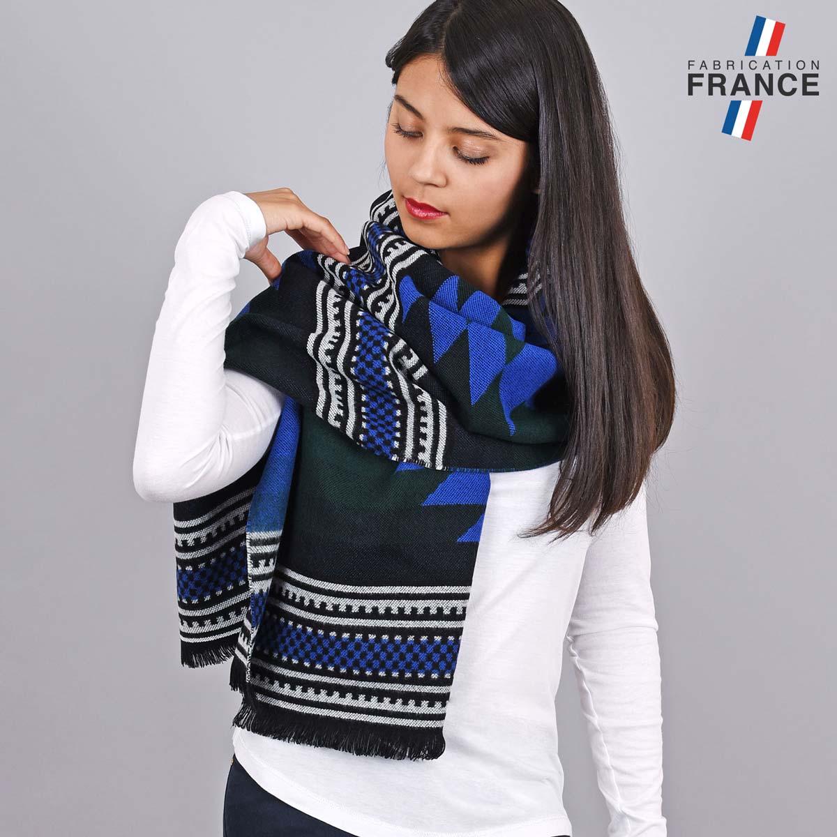 AT-05502_W12-1FR_Etole-motif-tribal-bleu
