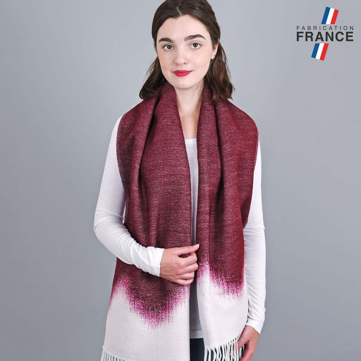AT-05510_W12-2FR_Chale-femme-bordeaux-degrade