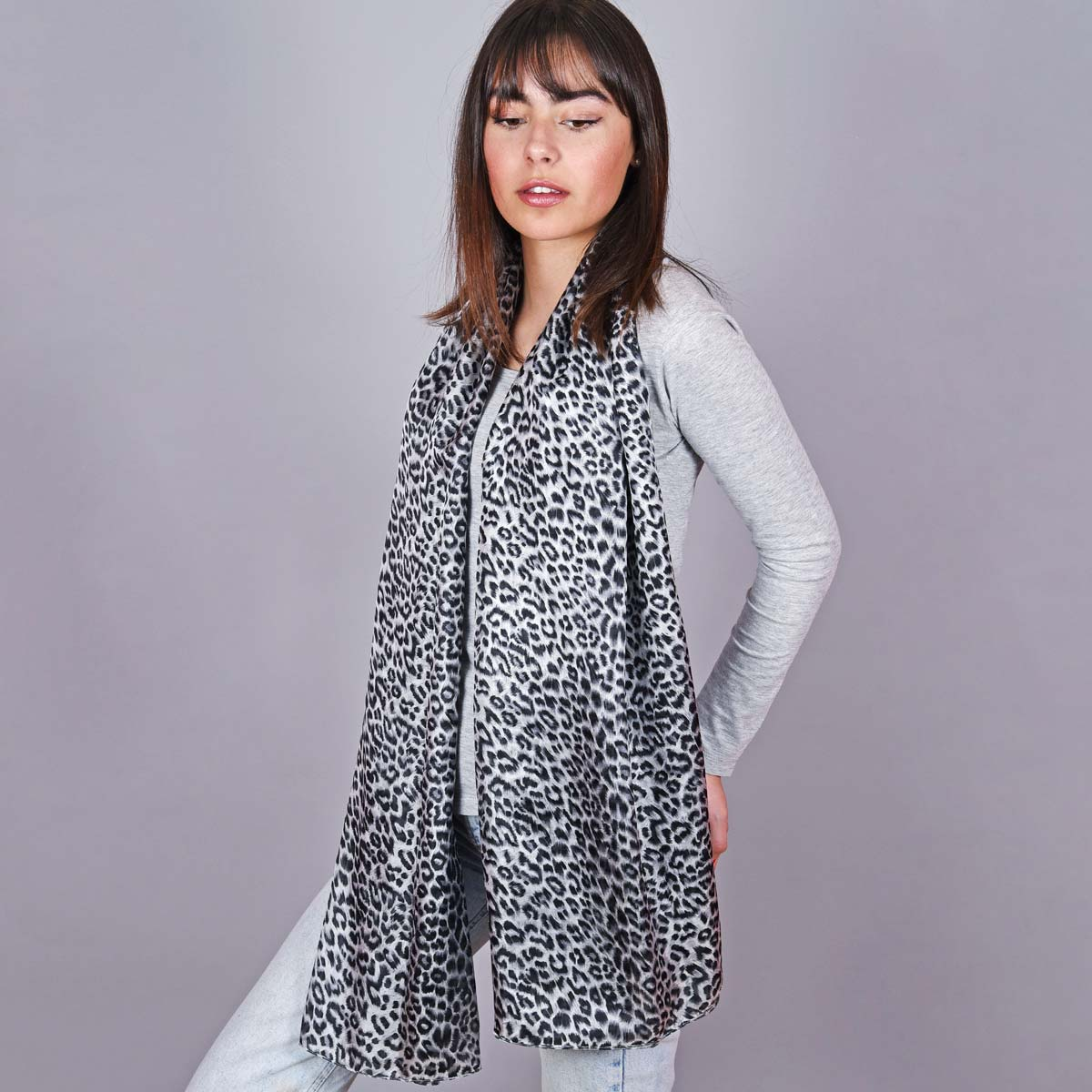 _Etole-soie-femme-leopard