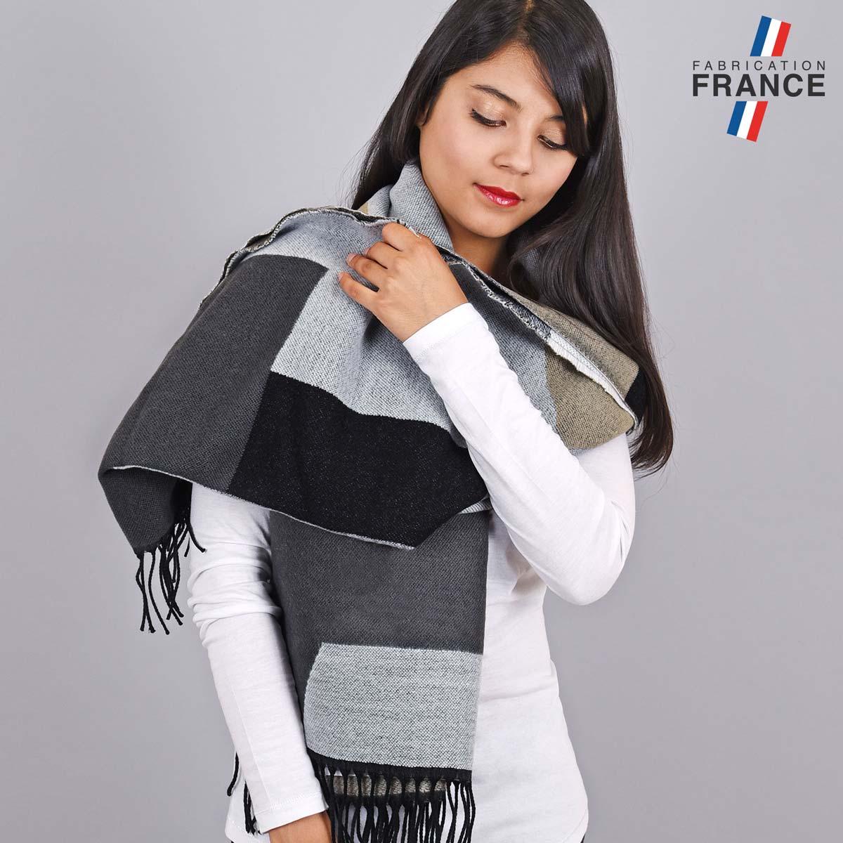 AT-05523_W12-1FR_Chale-femme-patchwork-gris-noir