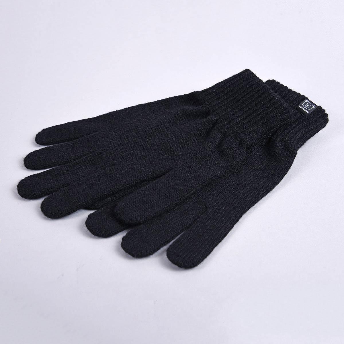 _Paire-de-gants-homme-noirs