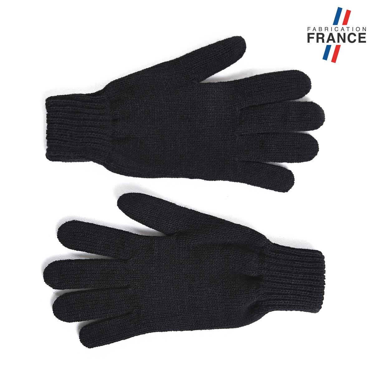 GA-00042_A12-1FR_Gants-noirs_Fabriques-en_France