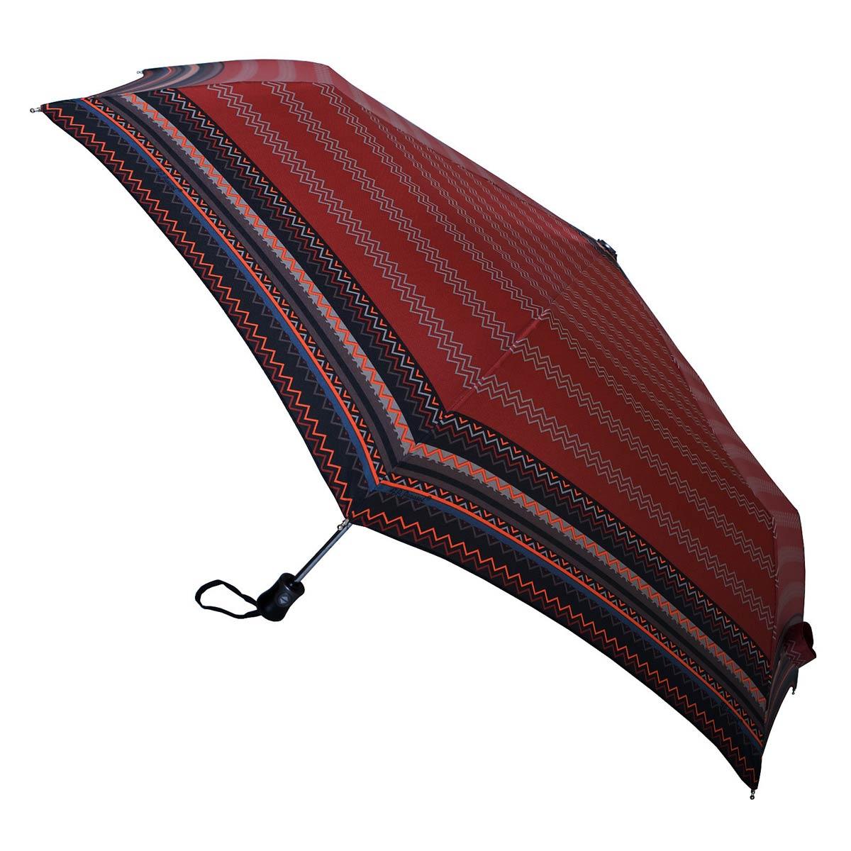 _Parapluie-pliant-automatique-femme-zig-zag-rouge-marine