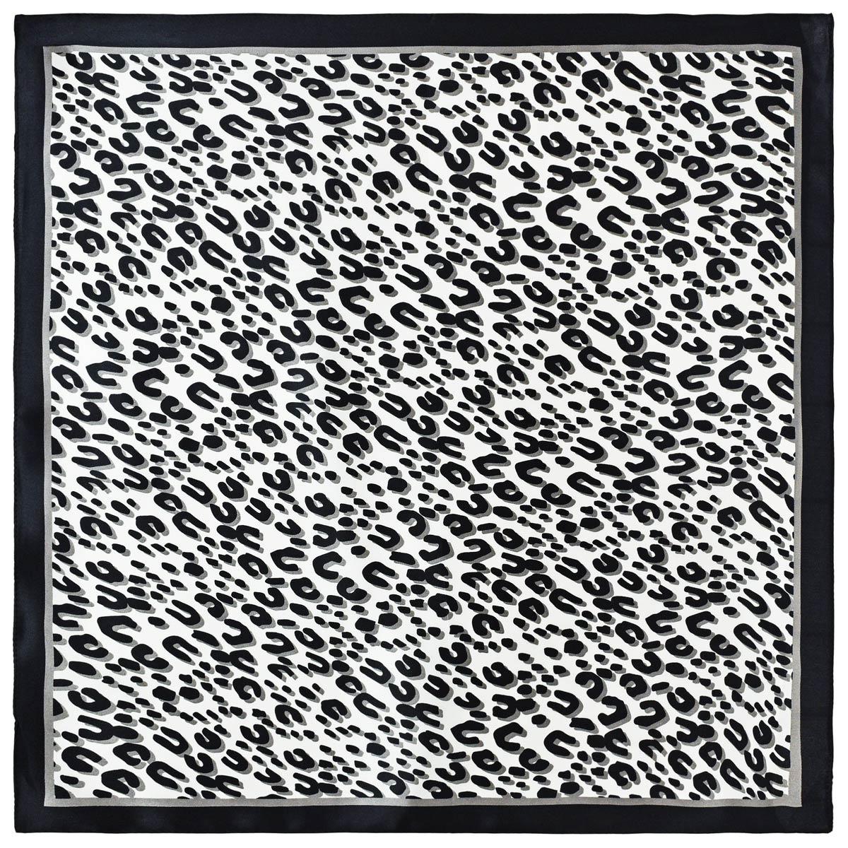 _Carre-soie-leopard-noir