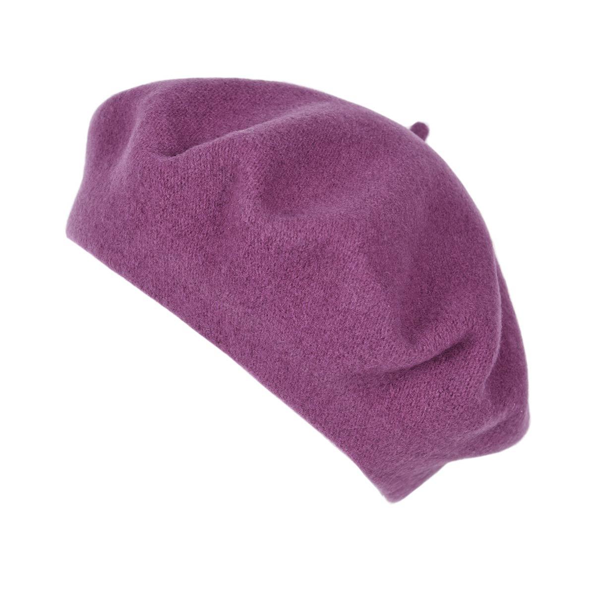 _Beret-hiver-violet-lilas