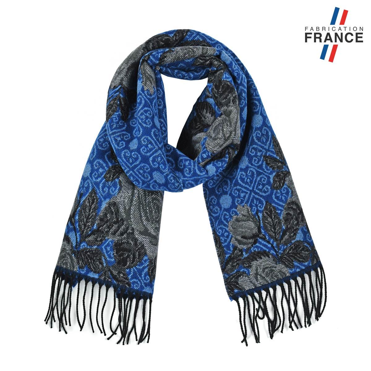 AT-05632_F12-1FR_Echarpe-florale-bleue-label-france