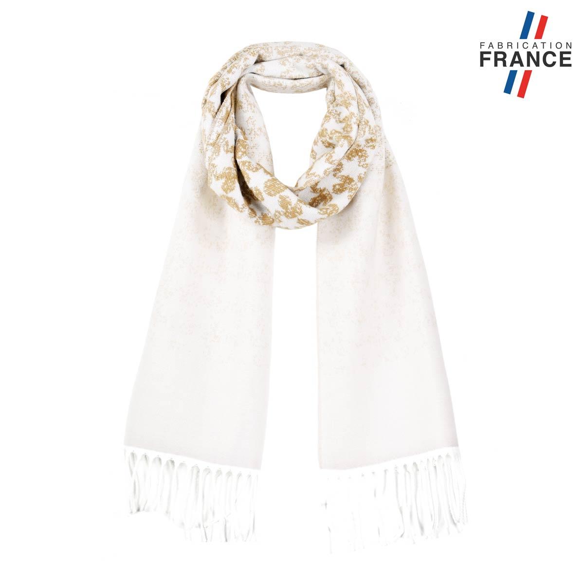 AT-05670_F12-1FR_Echarpe-femme-beige-made-in-france