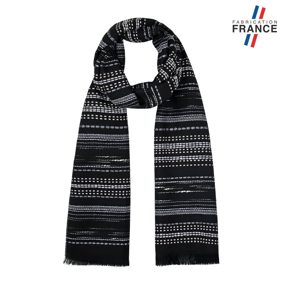 AT-05808_F12-1FR_Echarpefemme-fantaisie-gris-noir