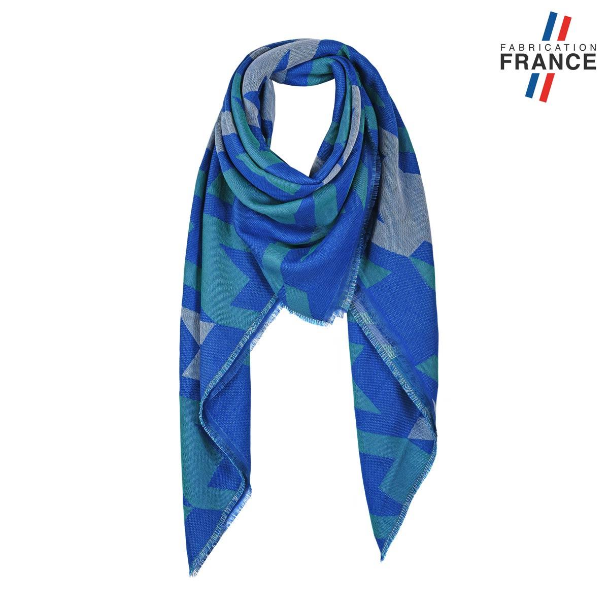 AT-05817_F12-1FR_Echarpe-femme-carre-bleu-vert-made-france