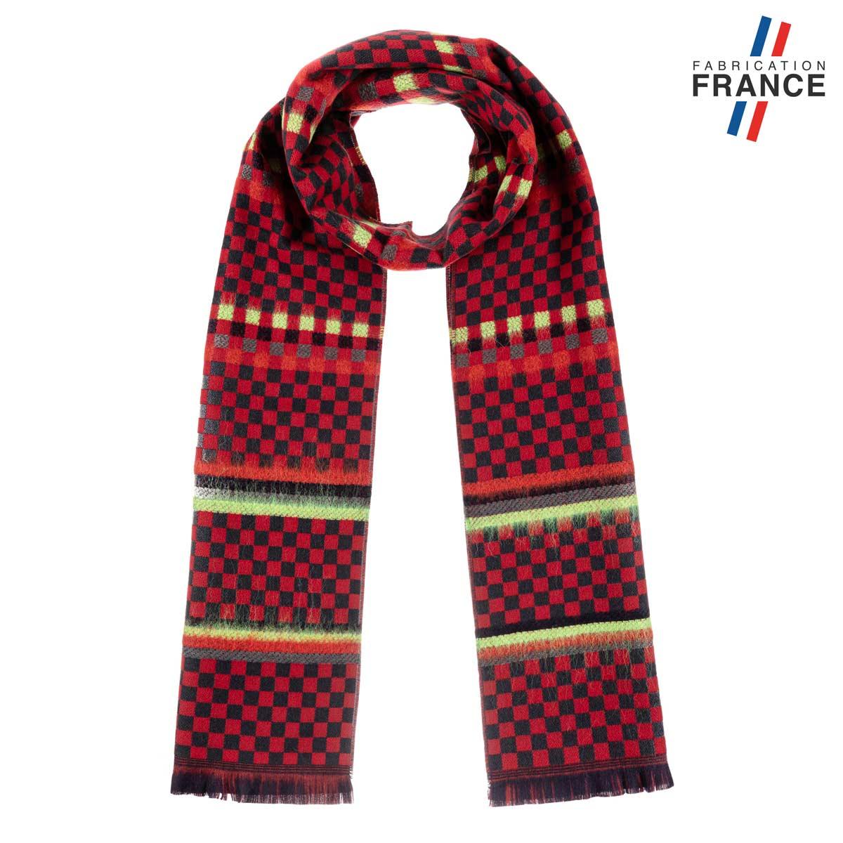 AT-06235_F12-1FR_Echarpe-francaise-damier-rouge