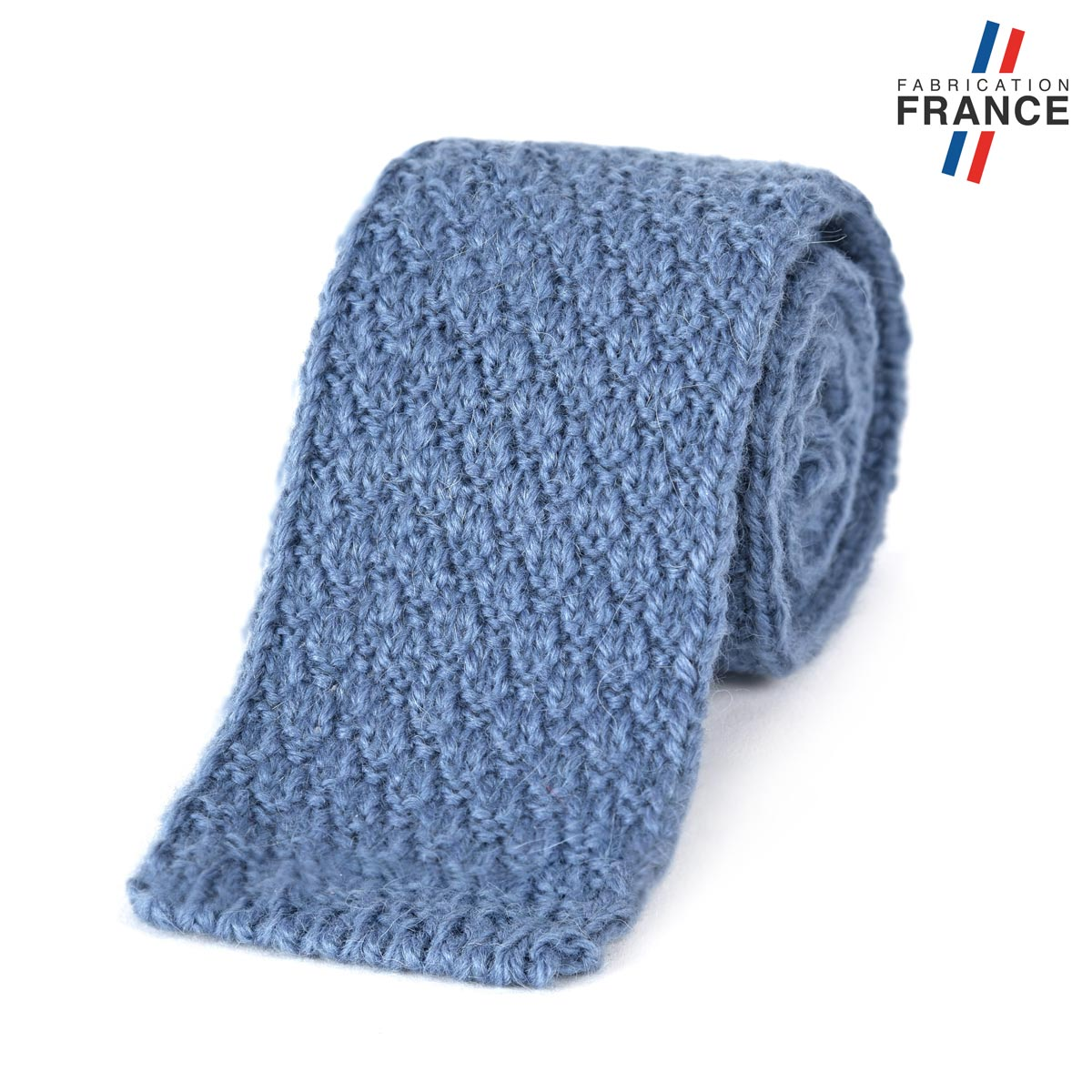 CV-00461_F12-1FR_Cravate-tricot-bleu-clair-fabrication-francaise