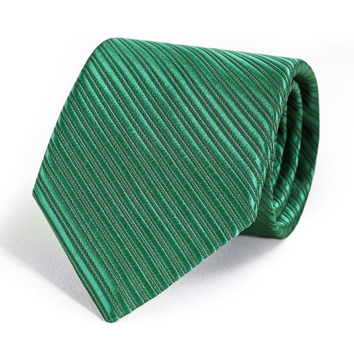 _Cravate-homme-faux-uni-vert-emeraude-dandytouch