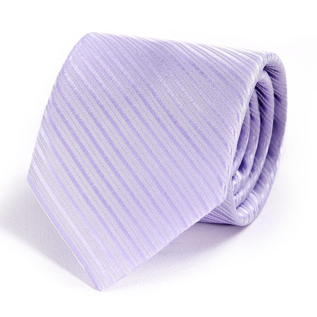 _Cravate-faux-uni-parme