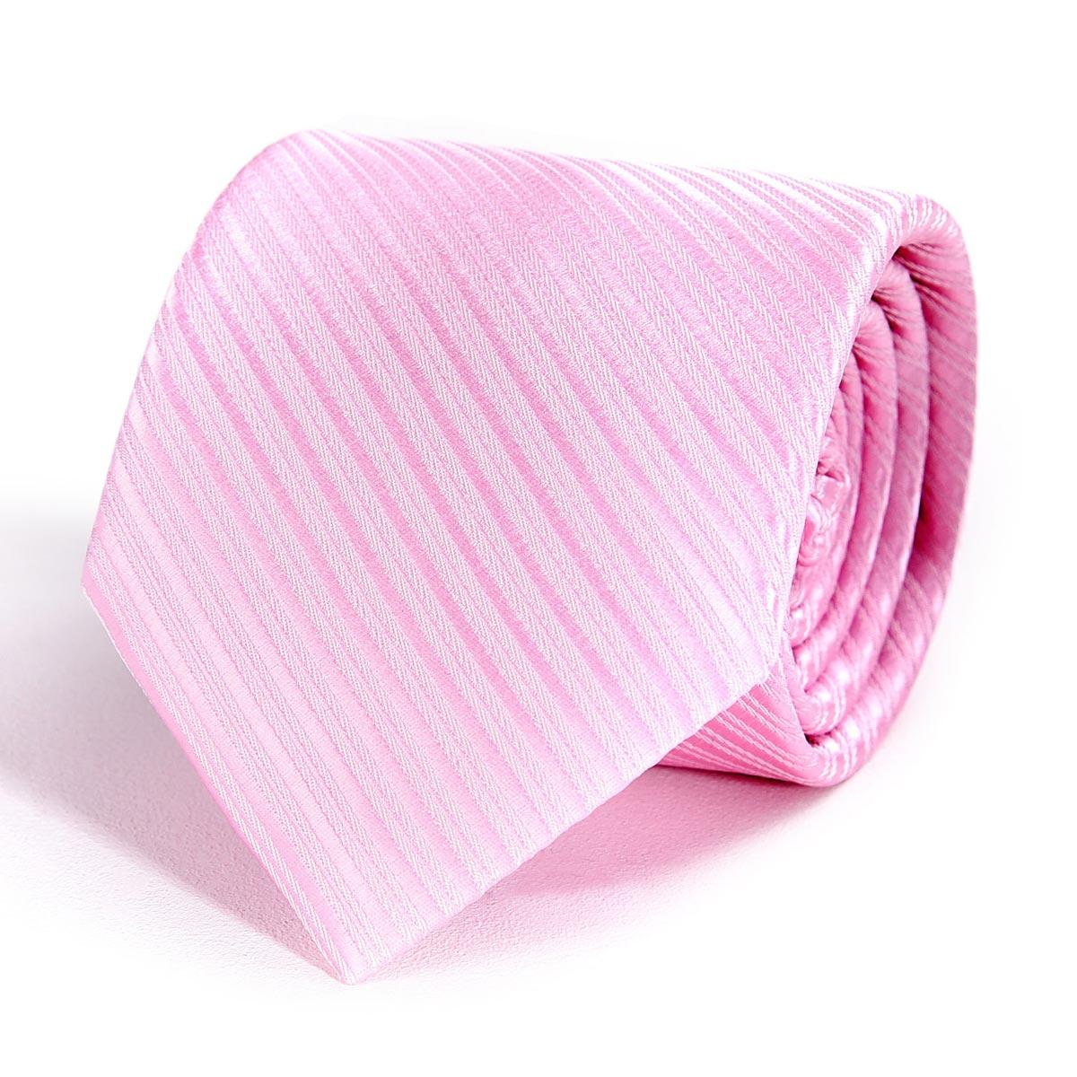 _Cravate-faux-uni-homme-rose-pale