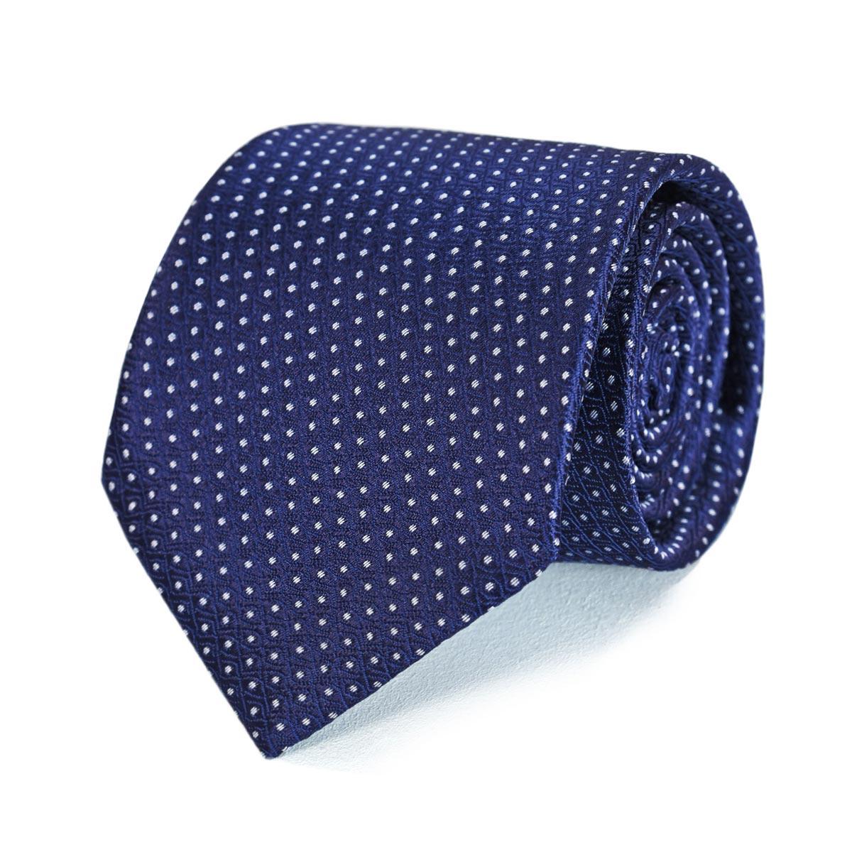 _Cravate-bleue-a-pois