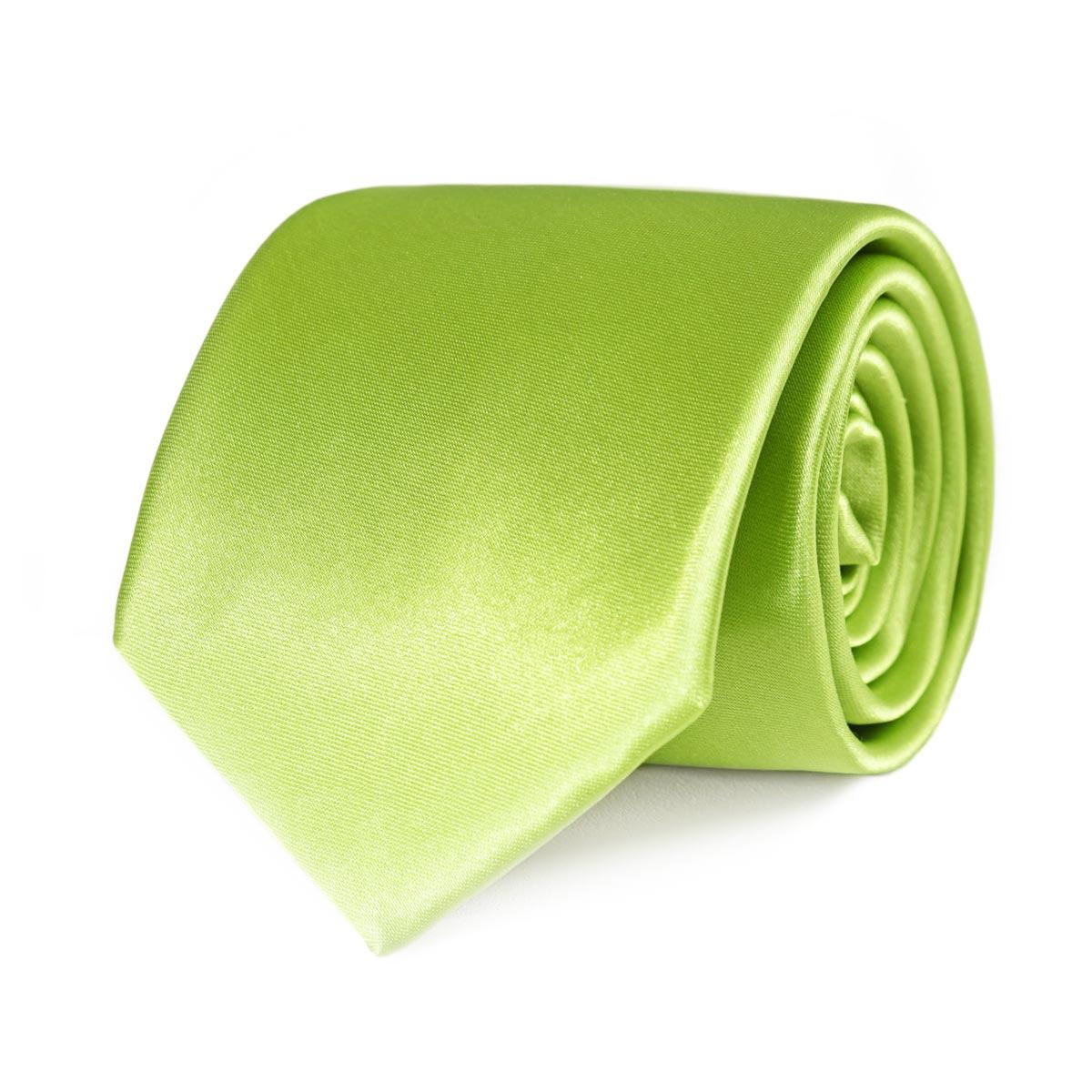 _Cravate-vert-anis-homme