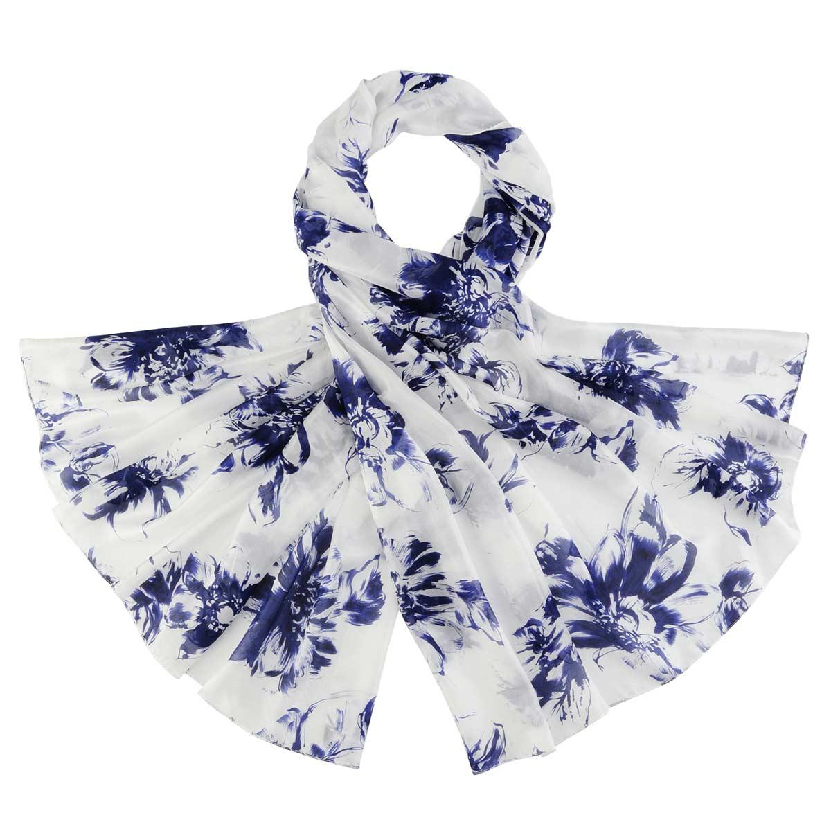 _Etole-en-soie-fusain-floral-marine
