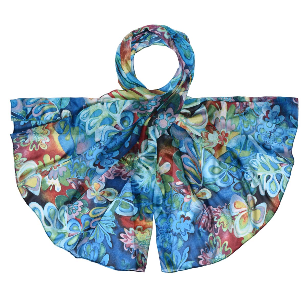 _Etole-soie-bleue-fleurs-fantaisie