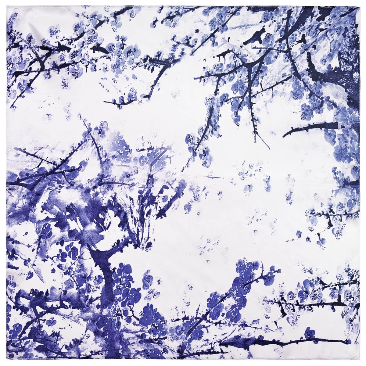 AT-05920_A12-1--_Carre-de-soie-femme-branches-bleues