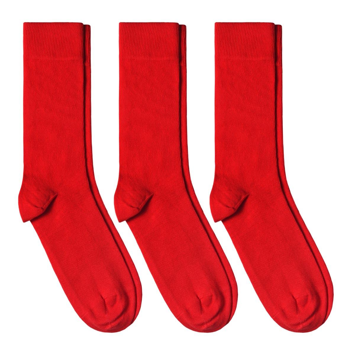 CH-00569_A12-1--_Lot-3-paires-de-chaussettes-homme-rouges-unies
