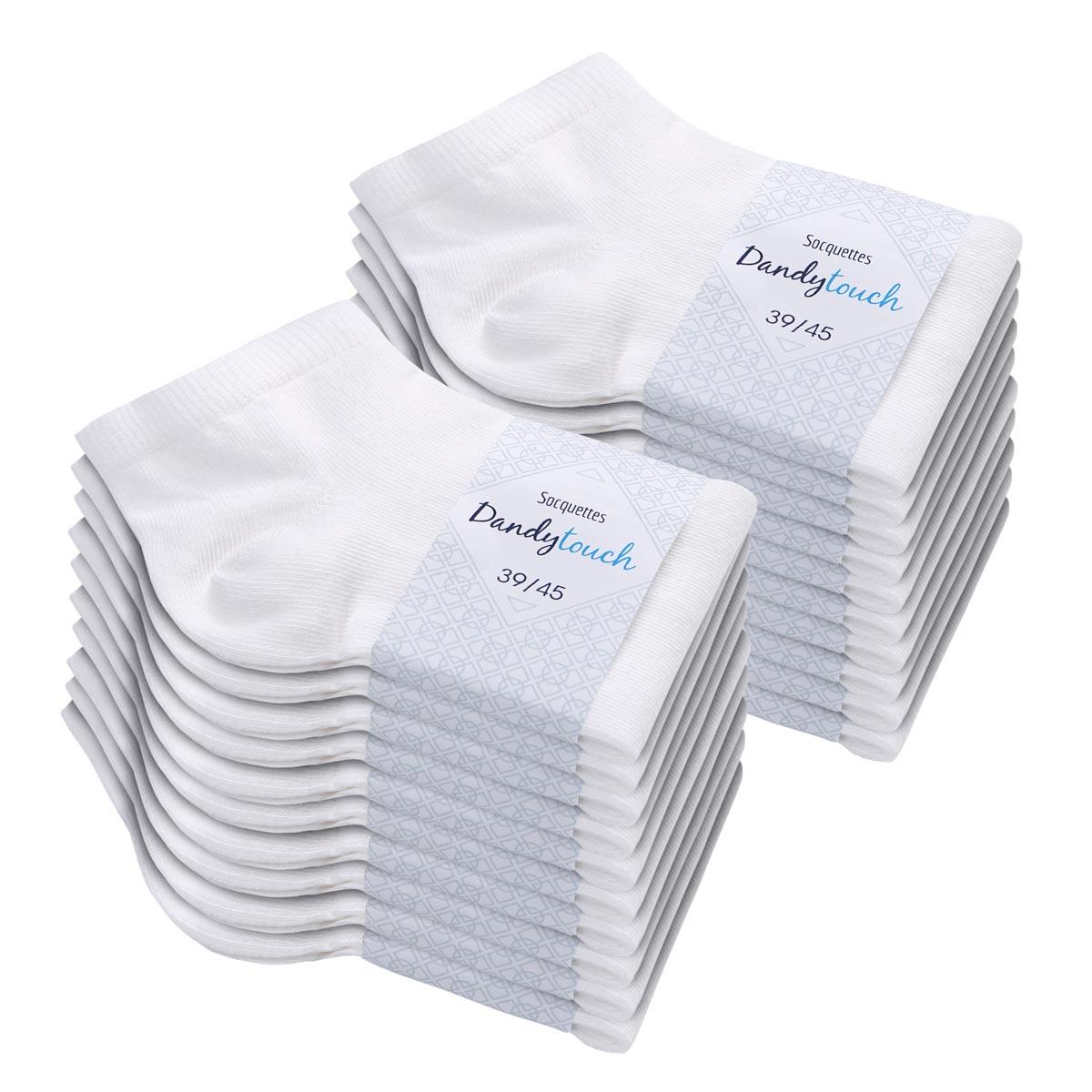 CH-00511_E12-1--_Soquettes-homme-blanc-coton-20-paires
