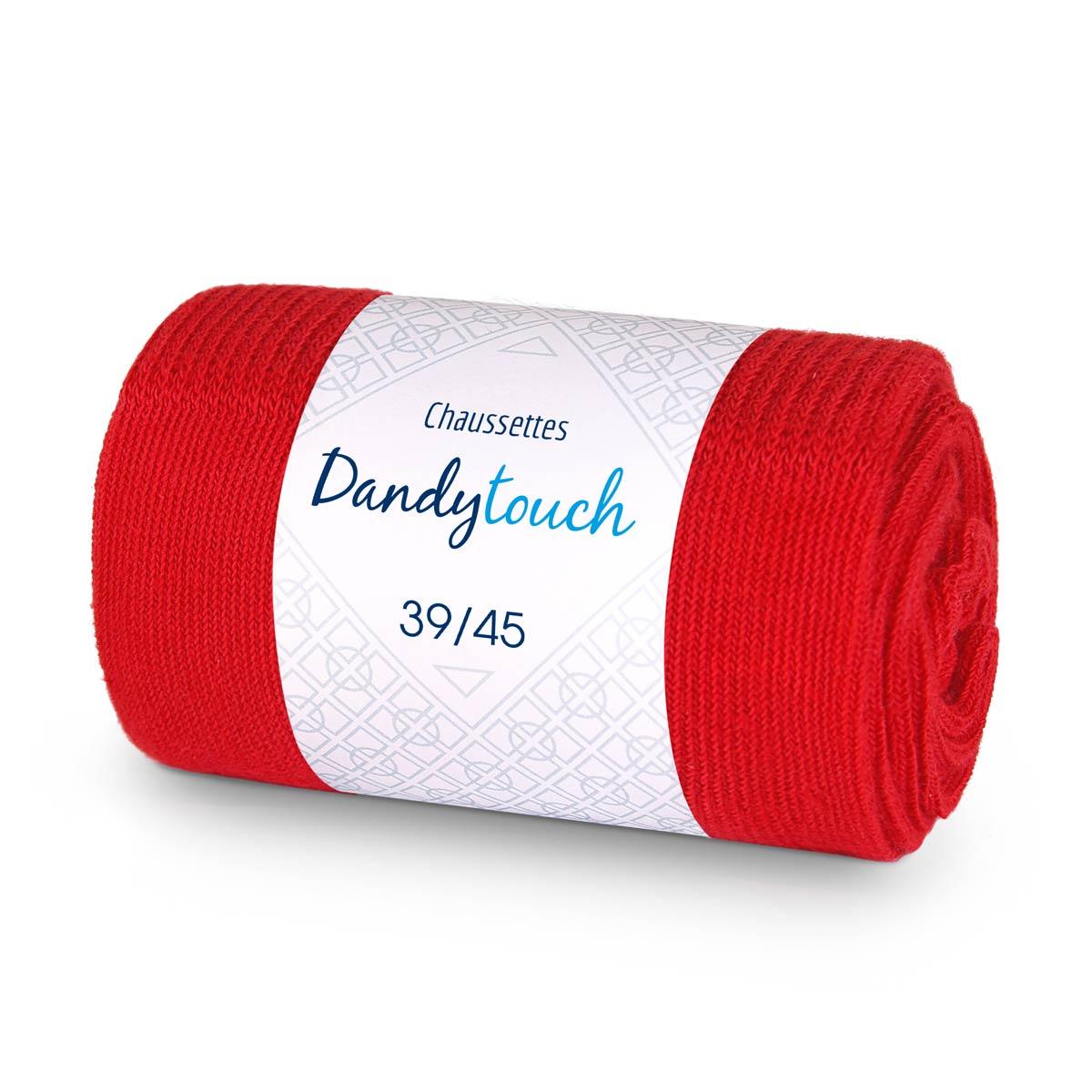 CH-00548_E12-1--_Chaussettes-homme-rouges-unies