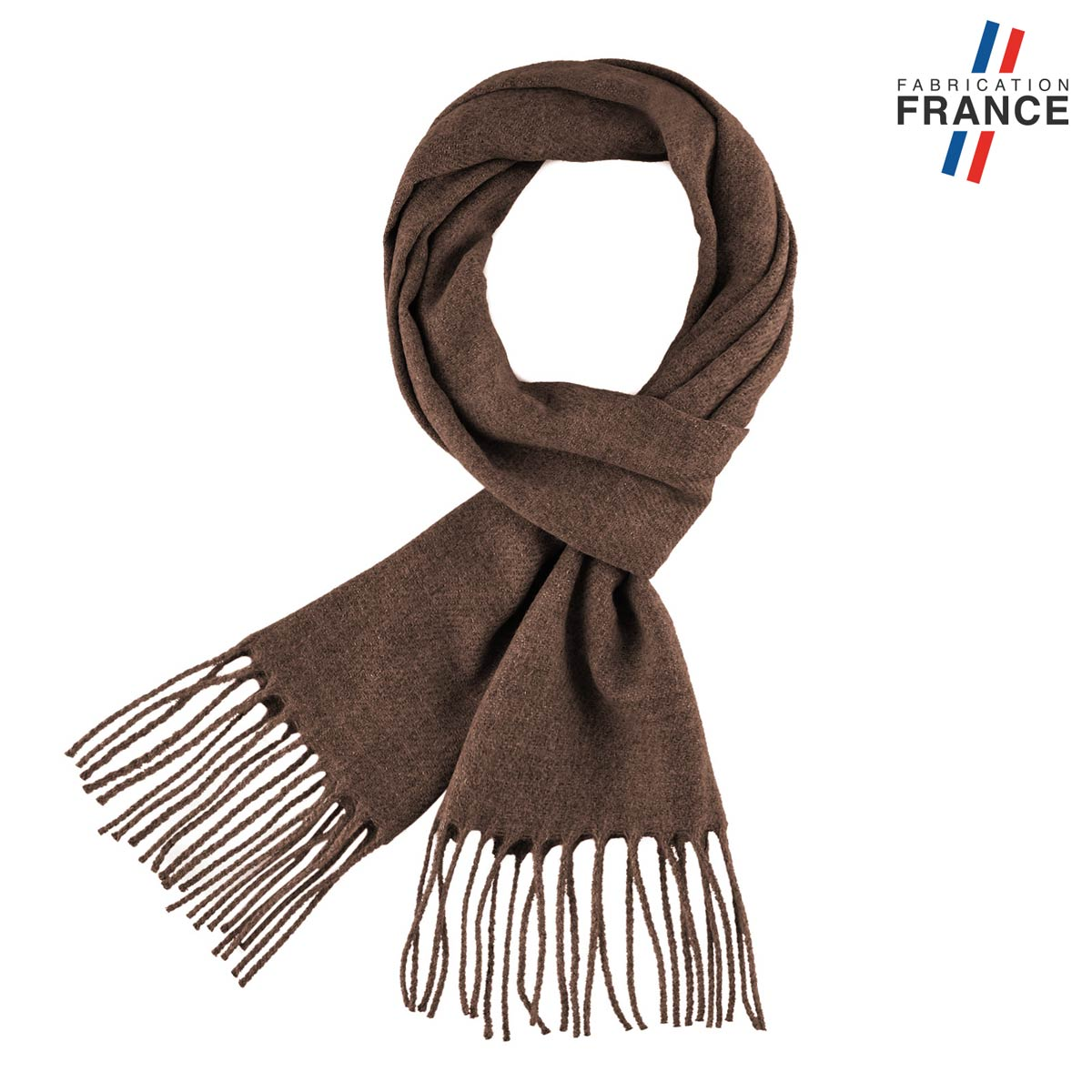 AT-06574_F12-1FR_Echarpe-franges-taupe-chine-fabrication-francaise