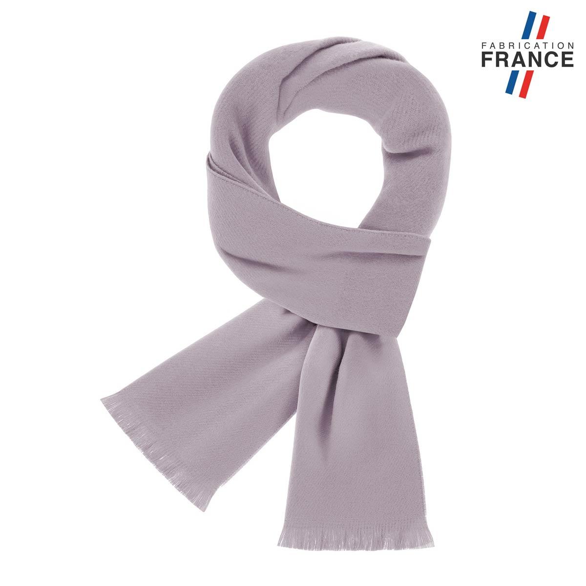 AT-06557_F12-1FR_Echarpe-parme-unie-femme-homme-franges-fabriquee-en-france