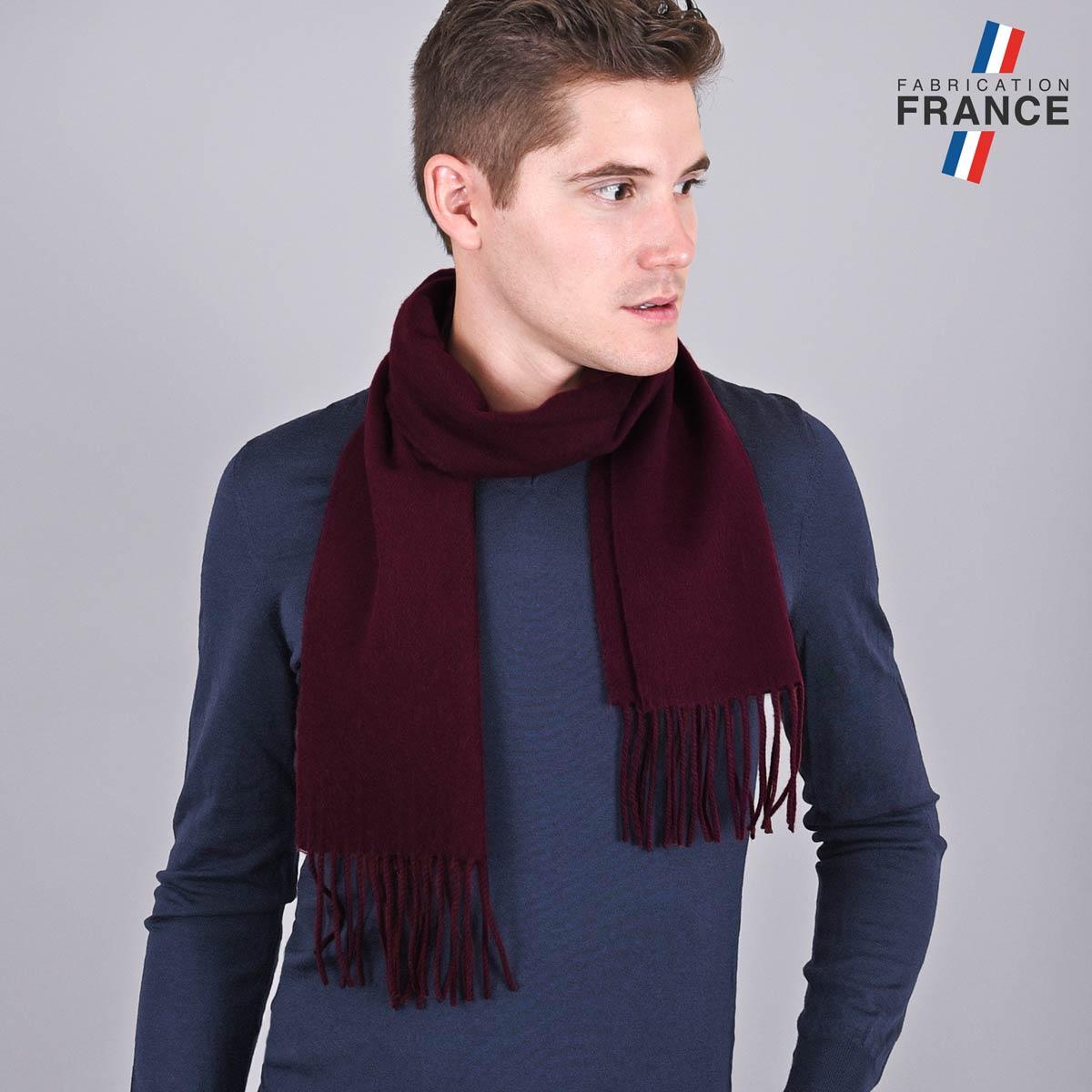 AT-05117_M12-1FR_Echarpe-homme-bordeaux-franges-fabrication-france