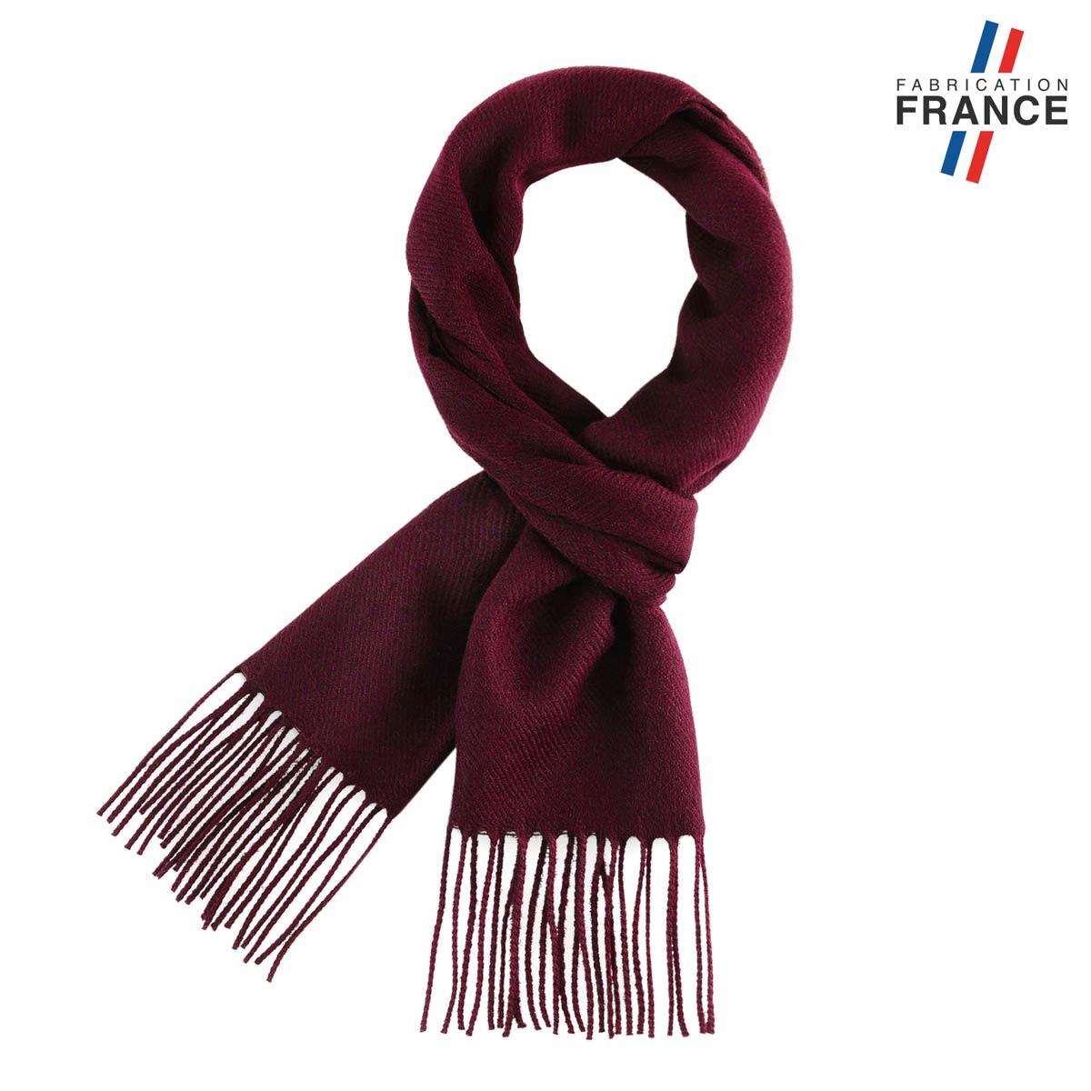 AT-05117_F12-1FR_Echarpe-bordeaux-franges-fabrication-france