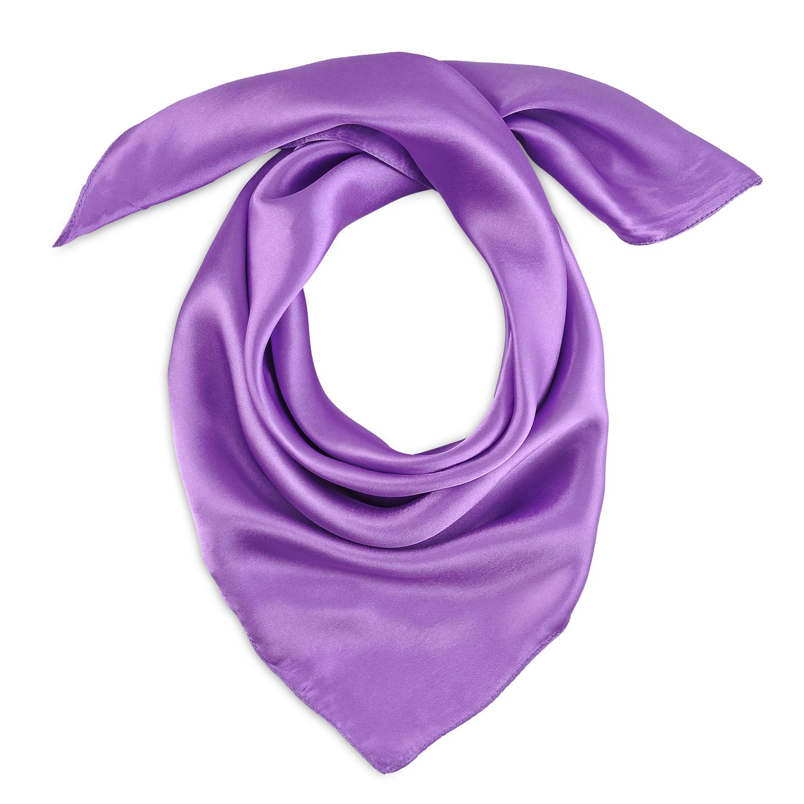 AT-03110-F16-foulard-carre-polyester-violet-lavande