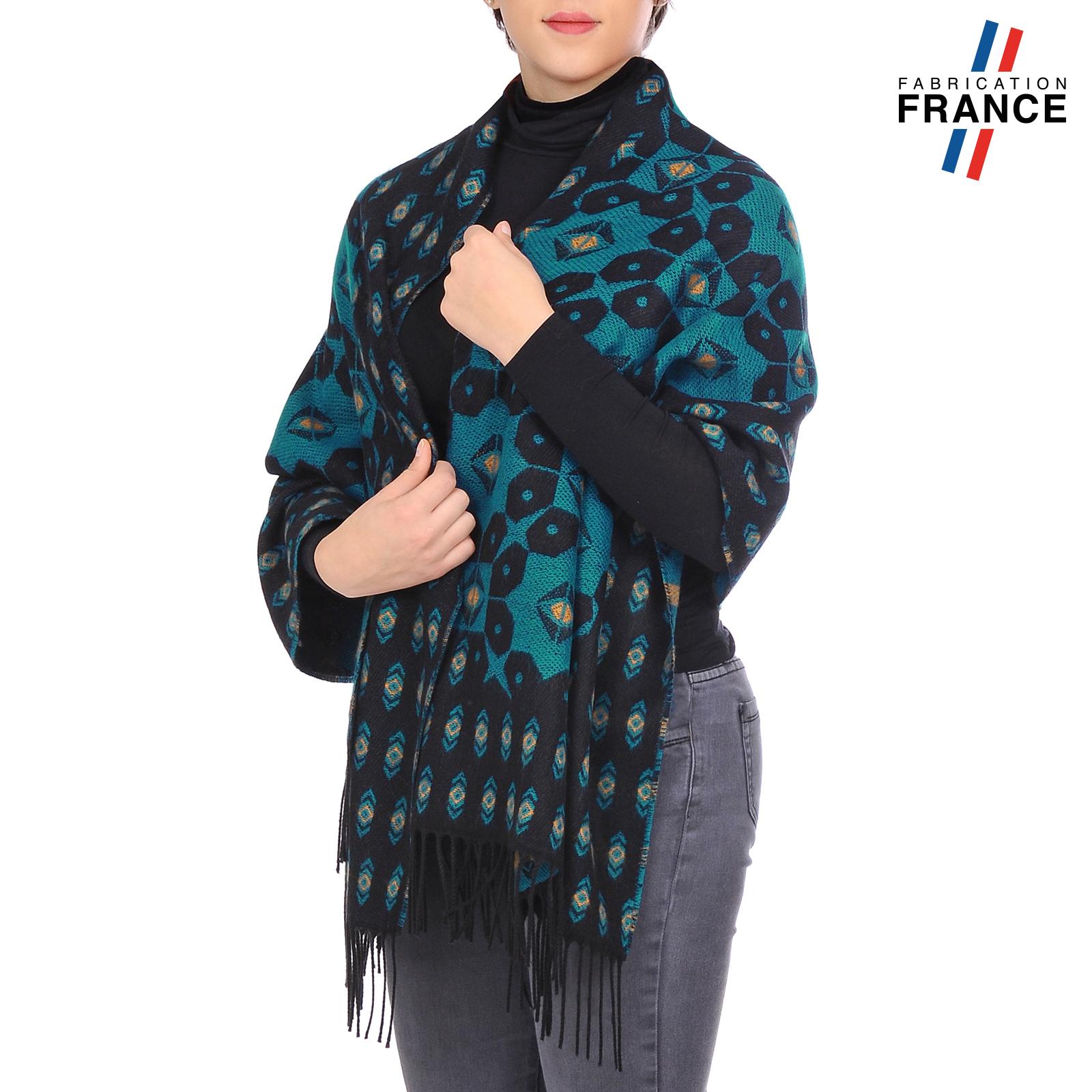 AT-03462-V16-chale-femme-motifs-geometriques-noir-bleu