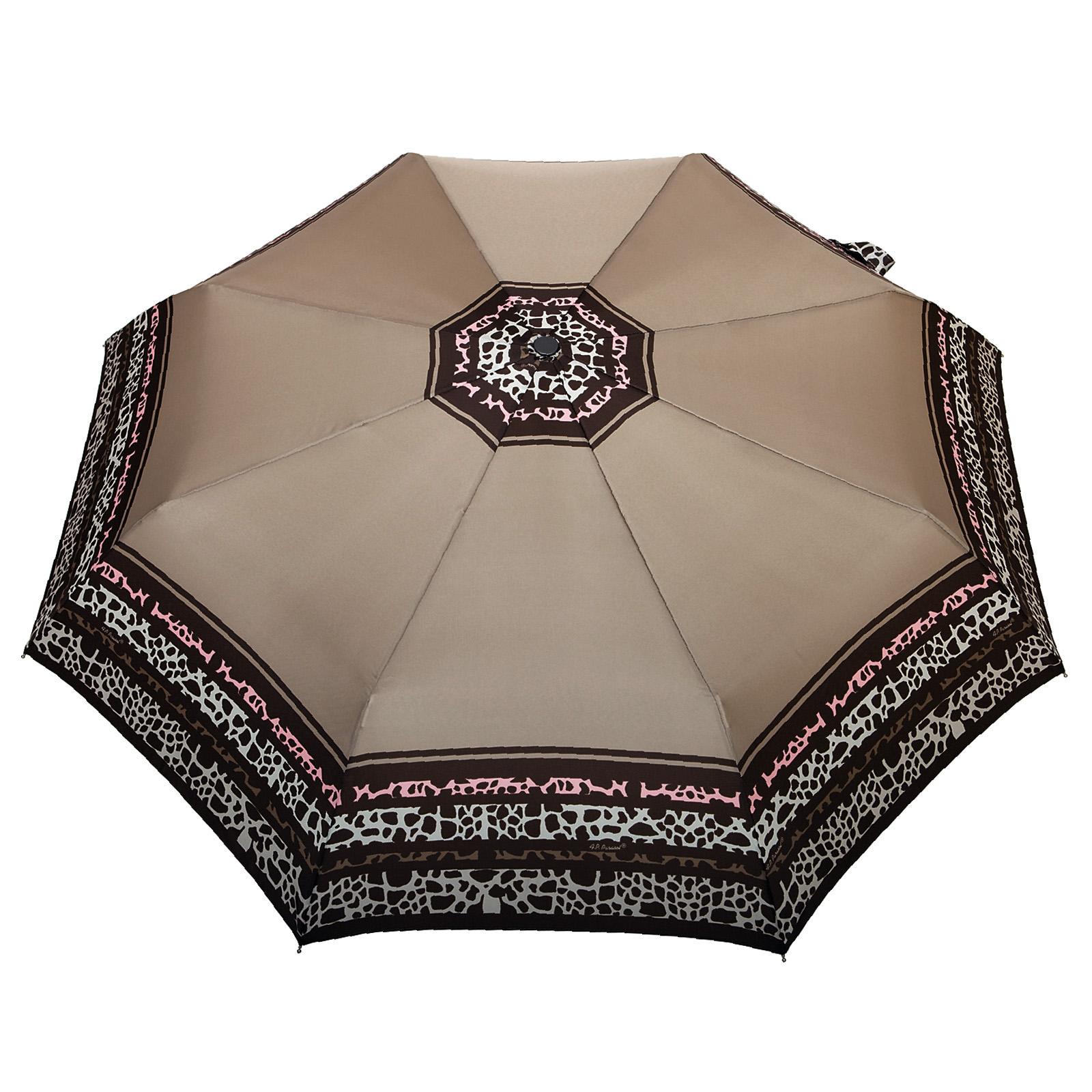 PA-00036-C16-parapluie-pliant-automatique-femme-gris-beige-bord-leopard