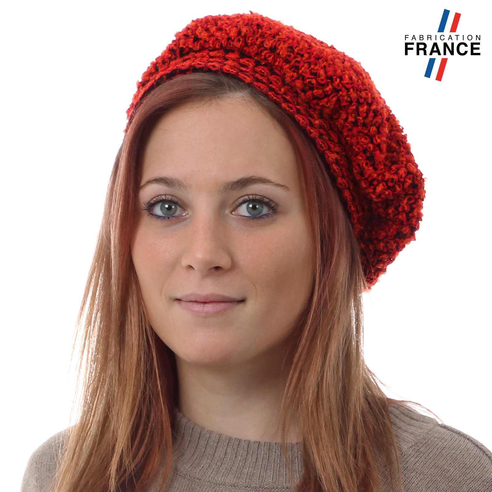 CP-00683-V16-beret-femme-rouge-fabrication-francaise