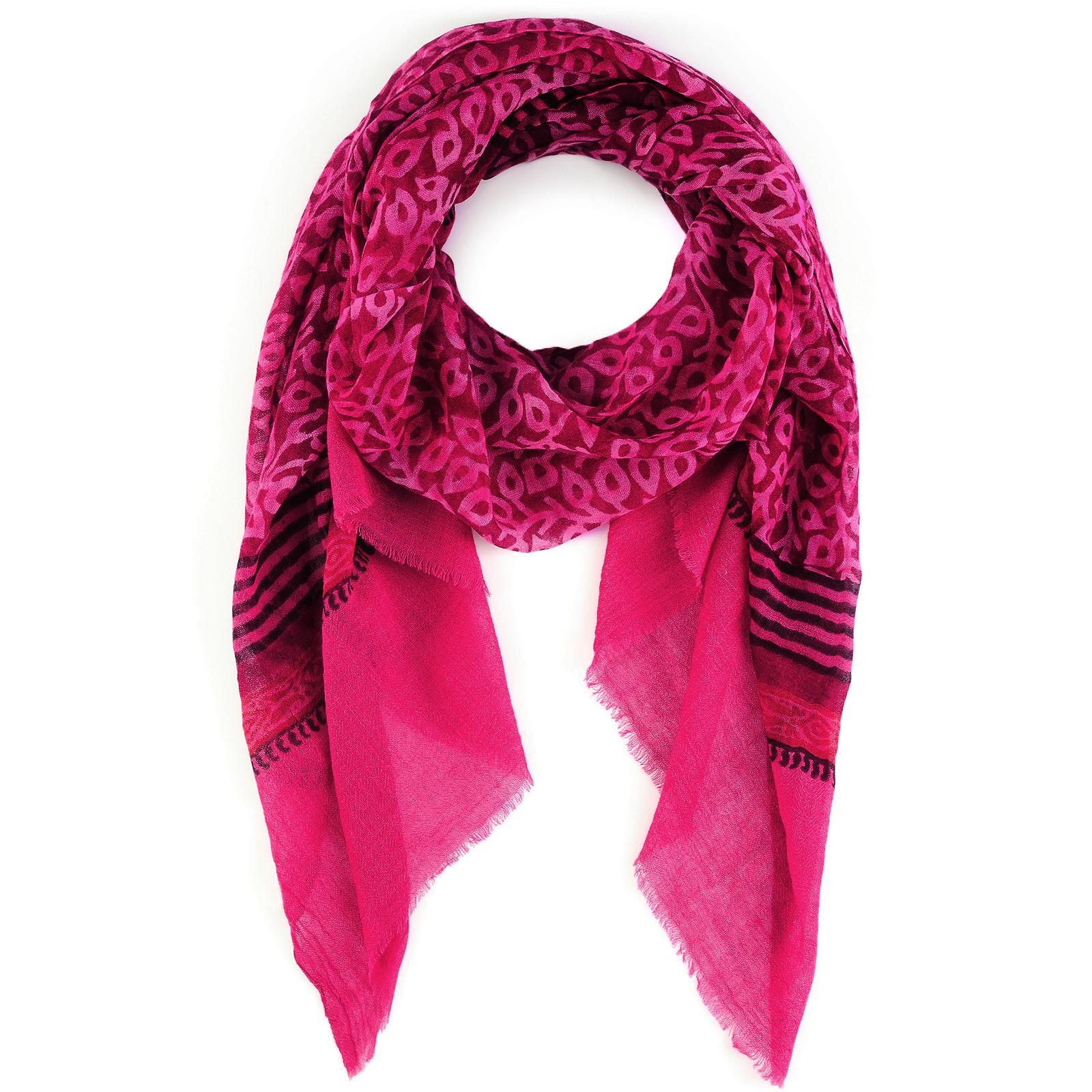 380a6939f8d2 Echarpe rose laine etole laine et soie femme   Twin2014