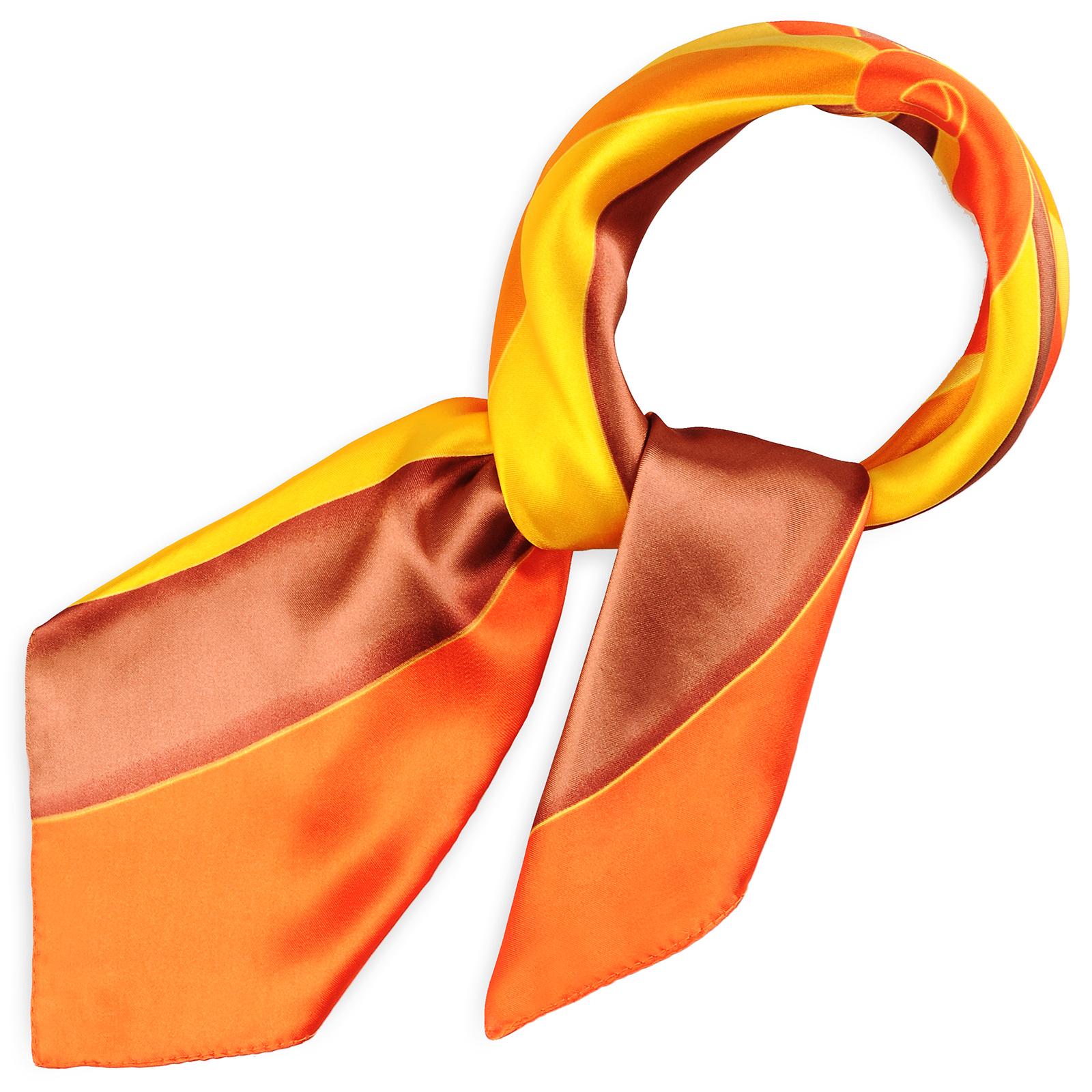 AT-01717-F16-foulard-carre-polysatin-tourbillon-orange