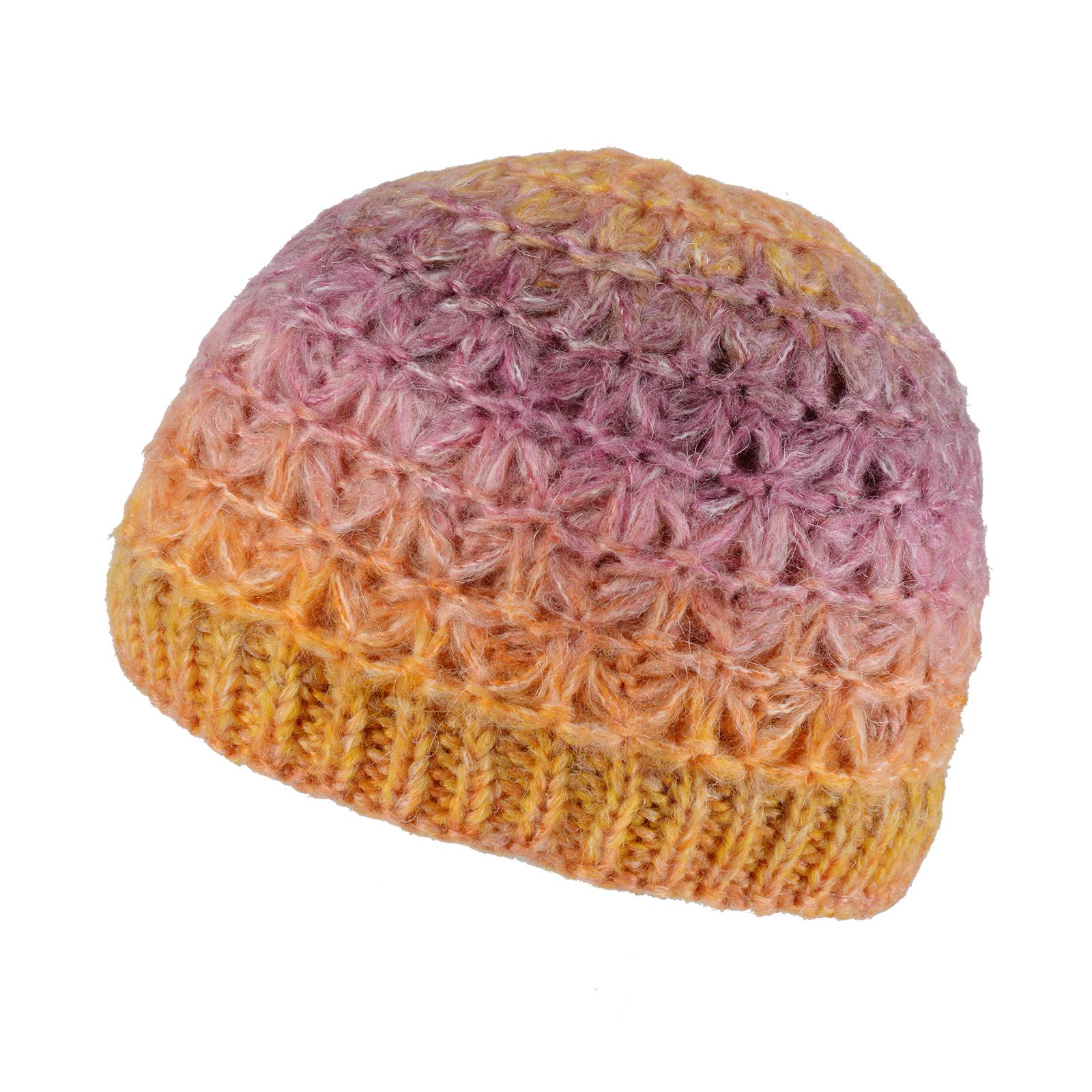 CP-00819-violet-orange-F16-bonnet-court-femme-orange