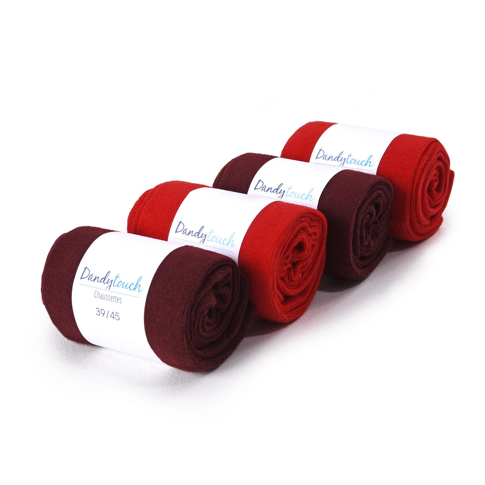 PK-00002-bordeaux-rouge-F16-lot-4-paires-chaussettes-