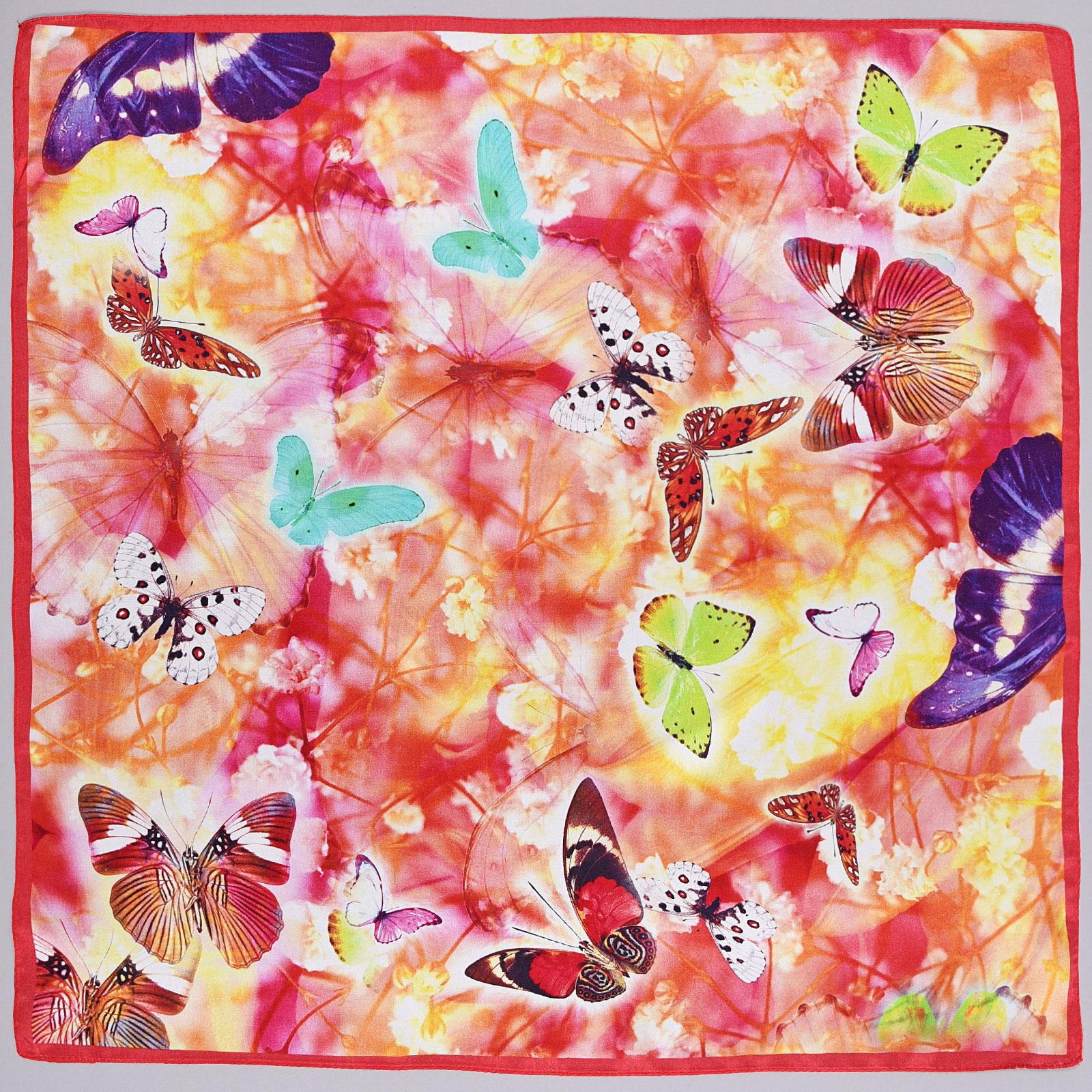 AT-03861-orange-A16-petit-carre-soie-papillons-orange-rouge