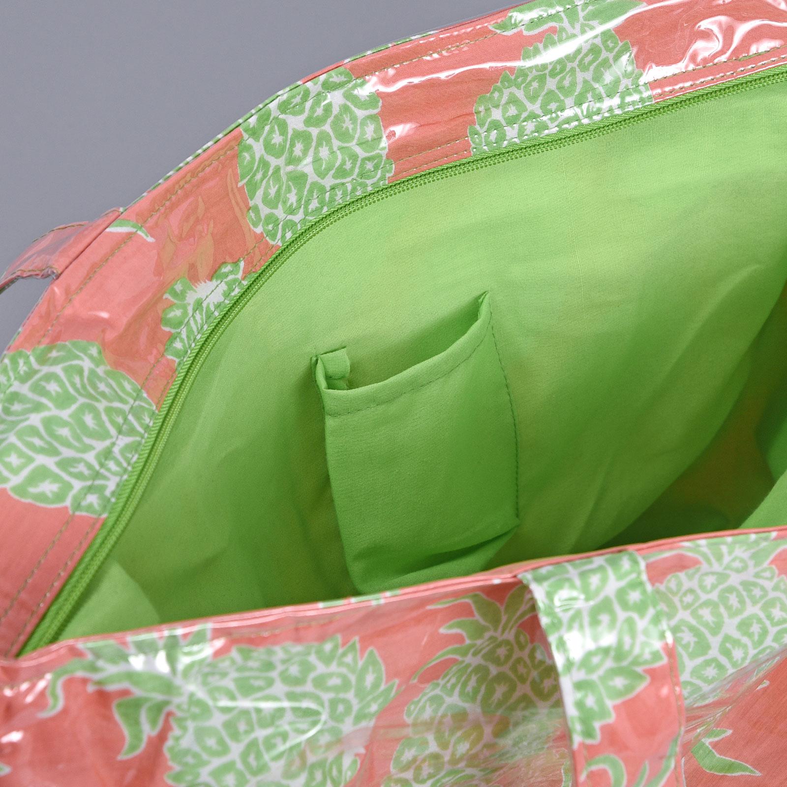 MQ-00113-vert-D2-sac-plage-coton-impermeable