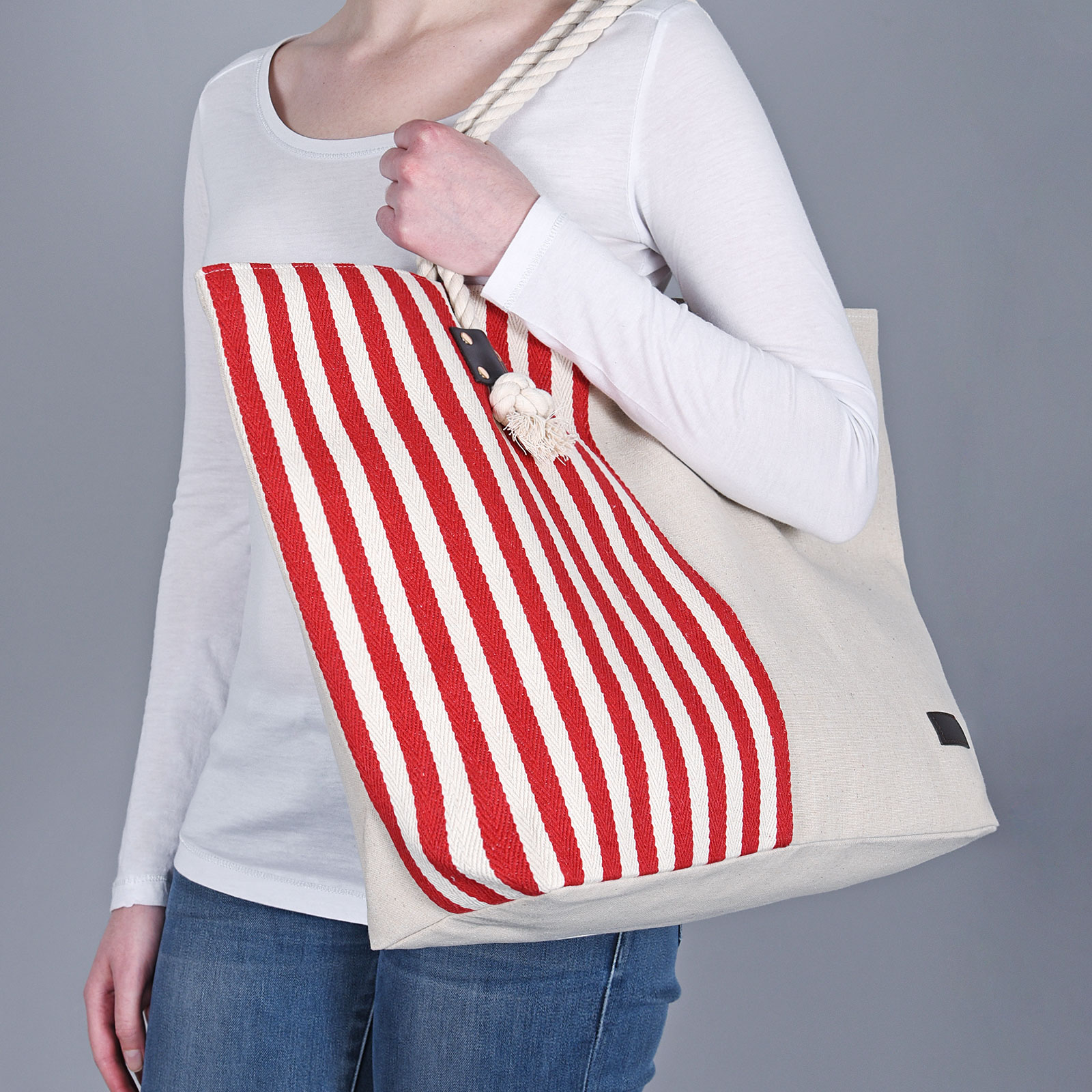 MQ-00117-V16-sac-de-plage-rouge-mariniere-coton