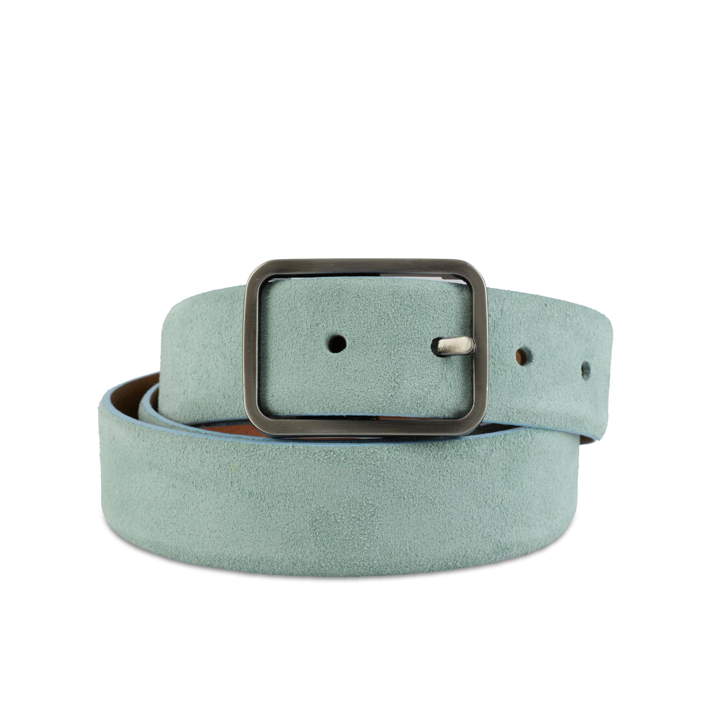 CT-00062-aqua-F16-ceinture-femme-cuir-suedine-vert-clair