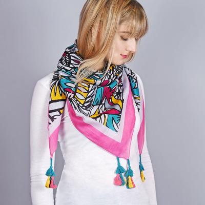 Foulards femme - Allée du foulard cc05b017b35