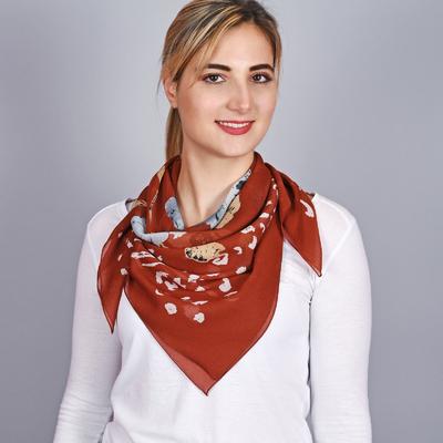 Foulard mousseline - Allée du foulard fe66cf0c893