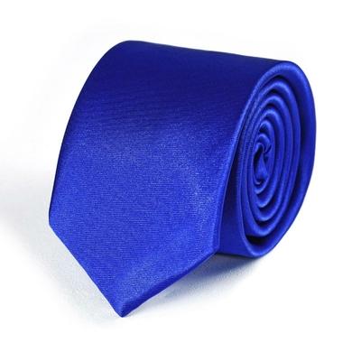 18c390dcd757f Cravate Slim Bleu gitane <br/>DandyTouch