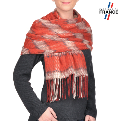 Jours fous - Fabrication Française - Foulards femme et accessoires 91eebe38920
